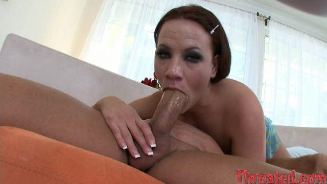 Holly Deep Throat Chokes